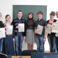 Студенты ОмГМА слушатели курса «Основы философии и методологии гомеопатии»