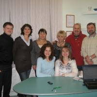 Врачи – гомеопаты, слушатели курса «Современные аспекты и методики классической гомеопатии»